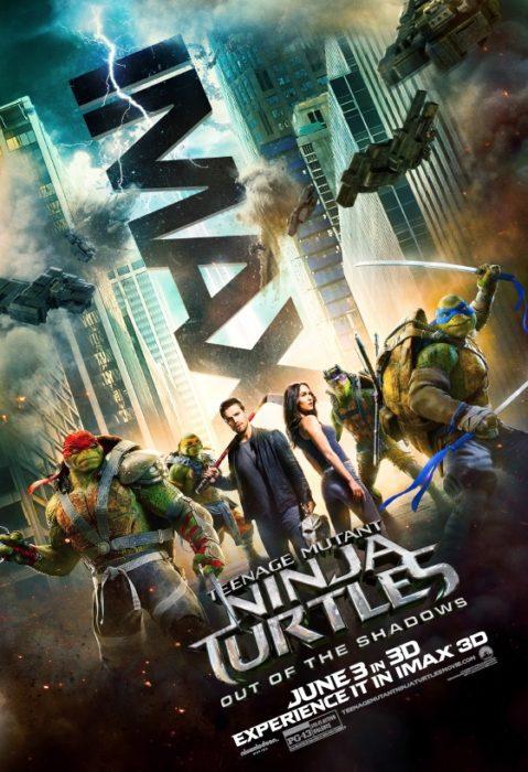 tartarughe ninja 2 poster imax
