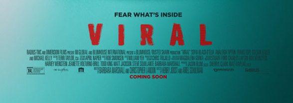 viral banner