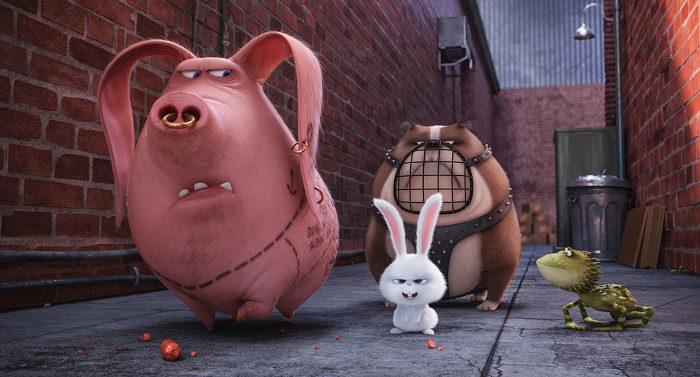 Due divertenti clip italiane per Pets - Vita da Animali, il nuovo cartoon Illumination Entertainment