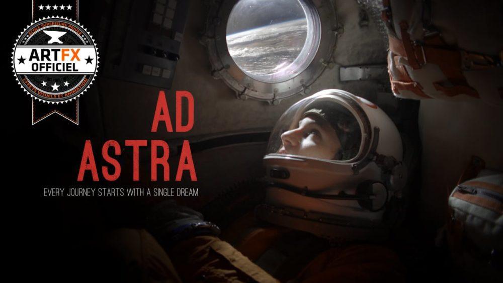 A voi Ad Astra, un intenso ed emozionante corto fantascientifico