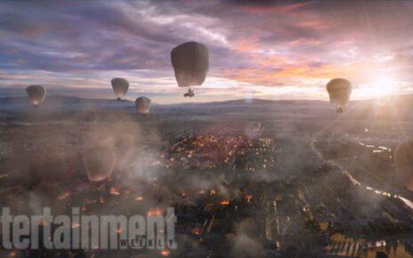Universal Pictures rilascia il primo epico trailer del monster movie cinese The Great Wall