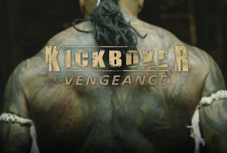 kickboxer vengeance banner