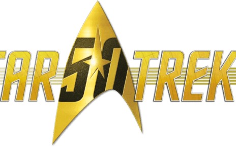 star trek logo 50
