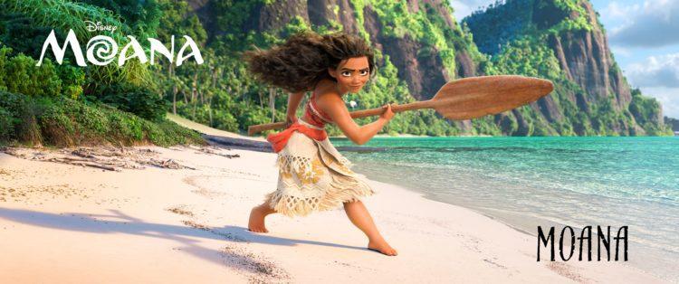 Tutti i characters poster di Oceania, il nuovo sicuro capolavoro Disney Animation