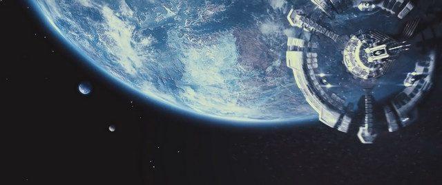 Saurora - Un oceano ostile in un pianeta extrasolare, questo il succo del corto sci fi di Pavel Siska