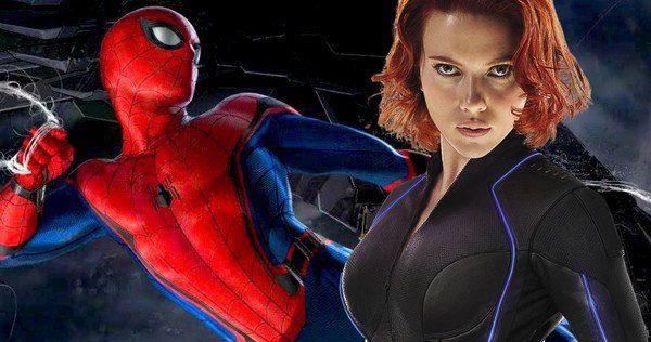 [Rumour] Scarlet Johansson nel cast di Spider-Man: Homecoming?