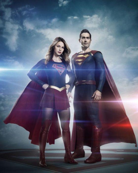 supergirl foto superman