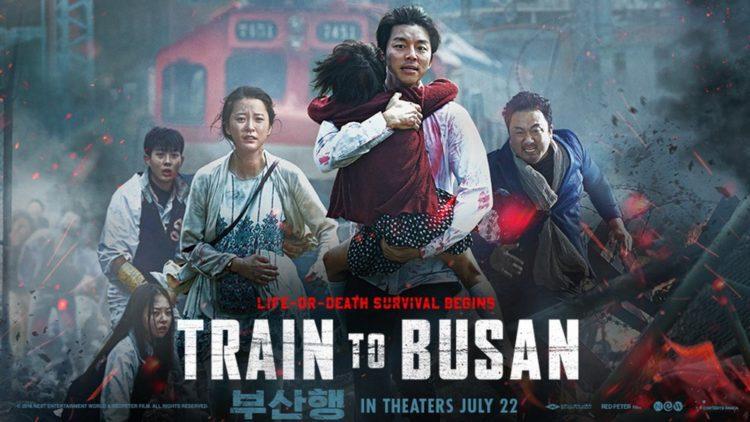 Ecco una prima adrenalinica clip tratta dallo zombie movie Train to Busan