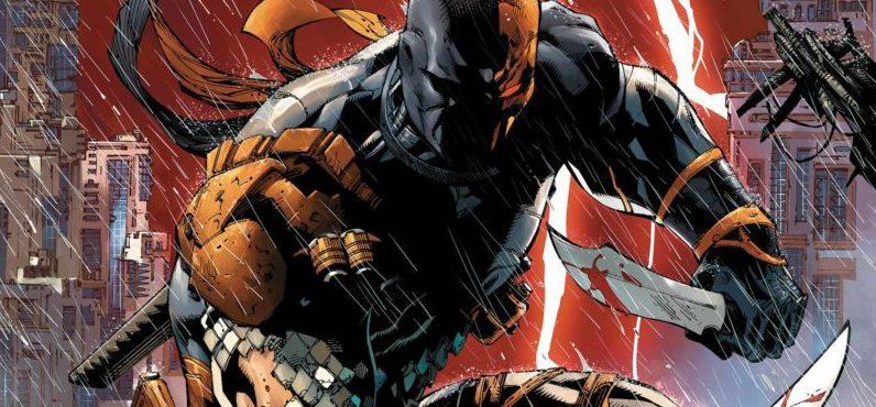 Joe Manganiello è Deathstroke nella prima immagine ufficiale in costume