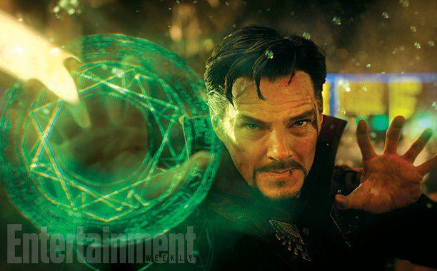 Doctor Strange foto ew 1