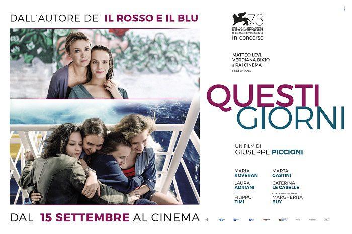 Venezia 73 - Una nuova clip da Questi giorni, il film di Giuseppe Piccioni in concorso