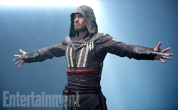 Entertainment Weekly rilascia una nuova esclusiva foto dedicata ad Assassin's Creed