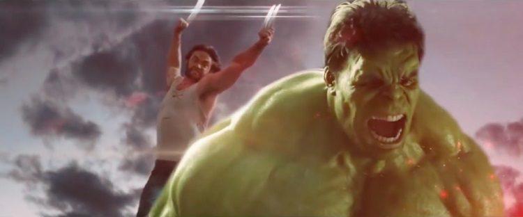 Godetevi qui il pazzesco fan trailer che mette contro Avengers e X-Men