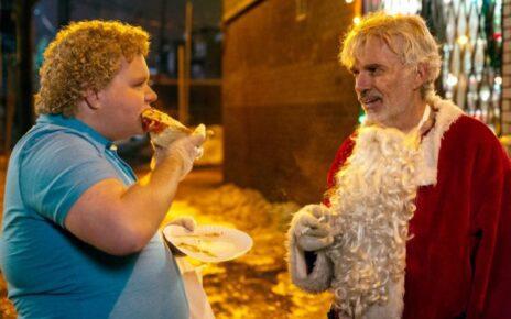 Nuove immagini inedite nel red band trailer di Bad Santa 2