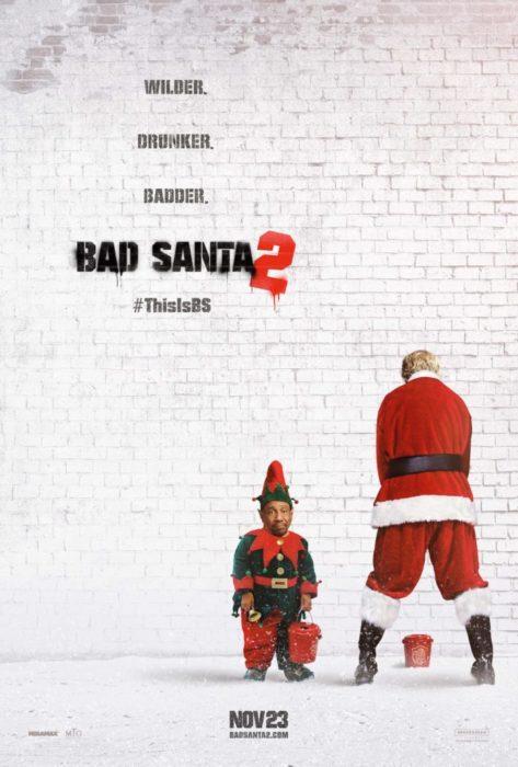 bad santa 2 poster