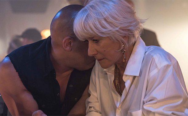 Vin Diesel e Helen Mirren nella nuova foto dal set di Fast and Furious 8