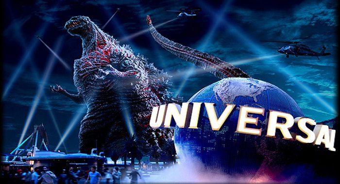 Cinema e Parchi a Tema - Gli Universal Studios in Giappone apriranno un'attrazione dedicata a Godzilla