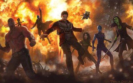 guardiani della galassia 2 nuovo spot ambientato sulla terra