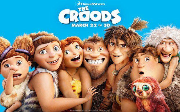 Rimandato a data da stabilire il sequel del cartoon I Croods