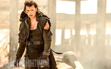 Su Entertainment Weekly la prima immagine ufficiale di Resident Evil: The Final Chapter