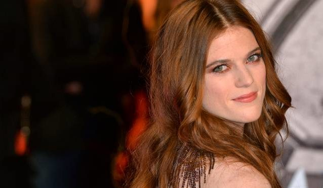 Rose Leslie tra i protagonisti del ghost movie Haunted
