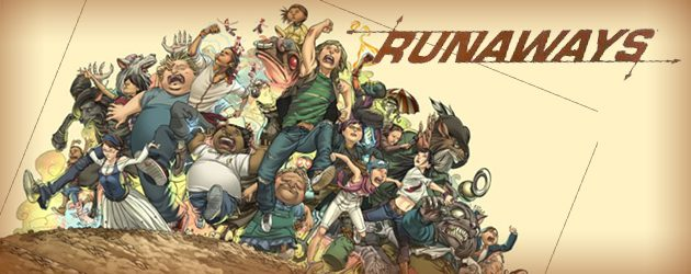 runaways serie tv