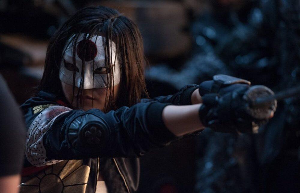 La letale Katana nelle due nuove clip italiane di Suicide Squad