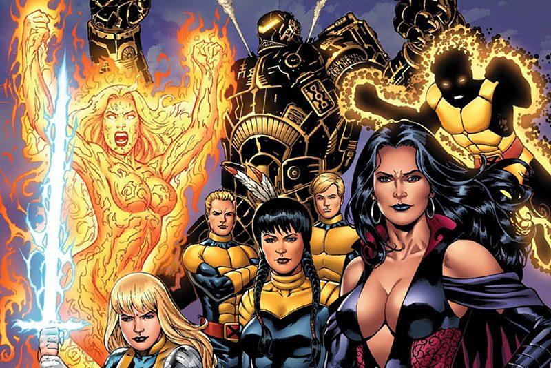 Il regista Josh Boone ha trovato i due sceneggiatori per The New Mutants