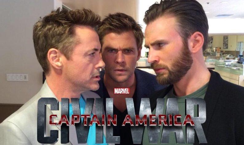 Cosa faceva Thor duranta la Civil War di Captain America 3? Ecco il simpatico video!