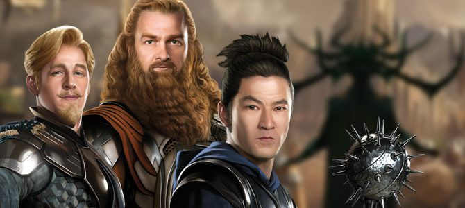 I Tre Guerrieri saranno presenti in Thor: Ragnarok, ecco la conferma!