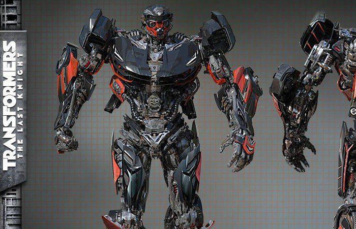 Transformers: The Last Knight - Svelato il look del nuovo Autobot Hot Rod