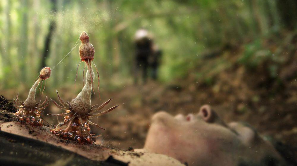 Sci-Fi World - Una natura in continuo fermento nel cortometraggio Dust, diretto dal regista Myke Grier