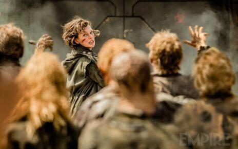 Milla Jovovich rincorsa dagli zombie nella nuova foto di Resident Evil: The Final Chapter