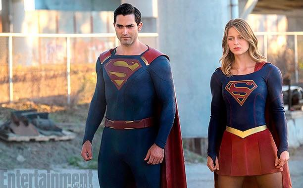 Supergirl (Entertainment Weekly)