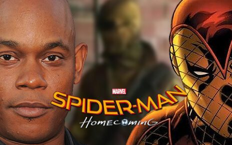 Immagini del villain Shocker sul set di Spider-Man: Homecoming?