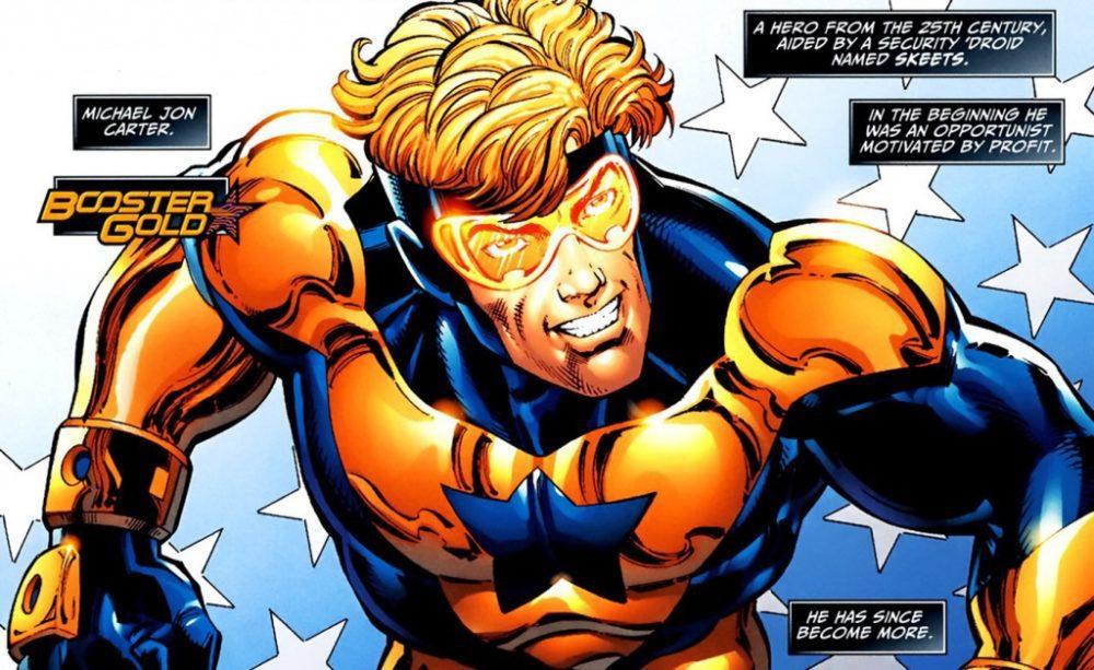 Zack Stentz pronto a mettere mano alla sceneggiatura del cinecomic collegato al personaggio di Booster Gold