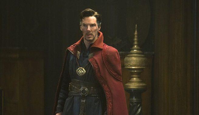 doctor strange foto