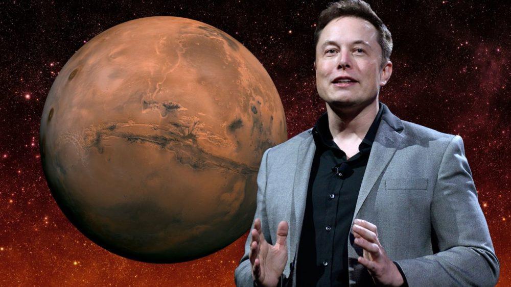 [Sci-Fi World] Colonizzare Marte è possibile - In un video il realistico progetto targato SpaceX