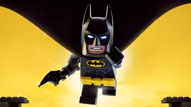 Claudio Santamaria torna a dar voce all'uomo pipistrello in LEGO Batman – Il Film