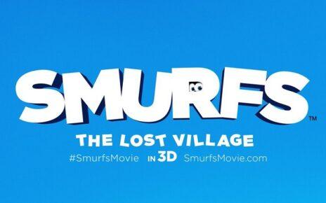 Poster e teaser trailer per Smurfs: The Lost Village, il terzo capitolo della saga dedicata ai mitici Puffi