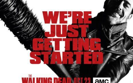 The Walking Dead 7 - Negan protagonista di un nuovo banner promozionale