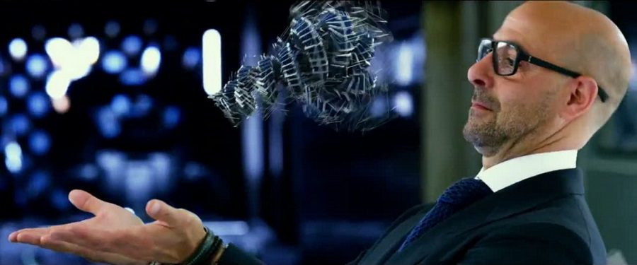 Stanley Tucci conferma che apparirà in Transformers: The Last Knight