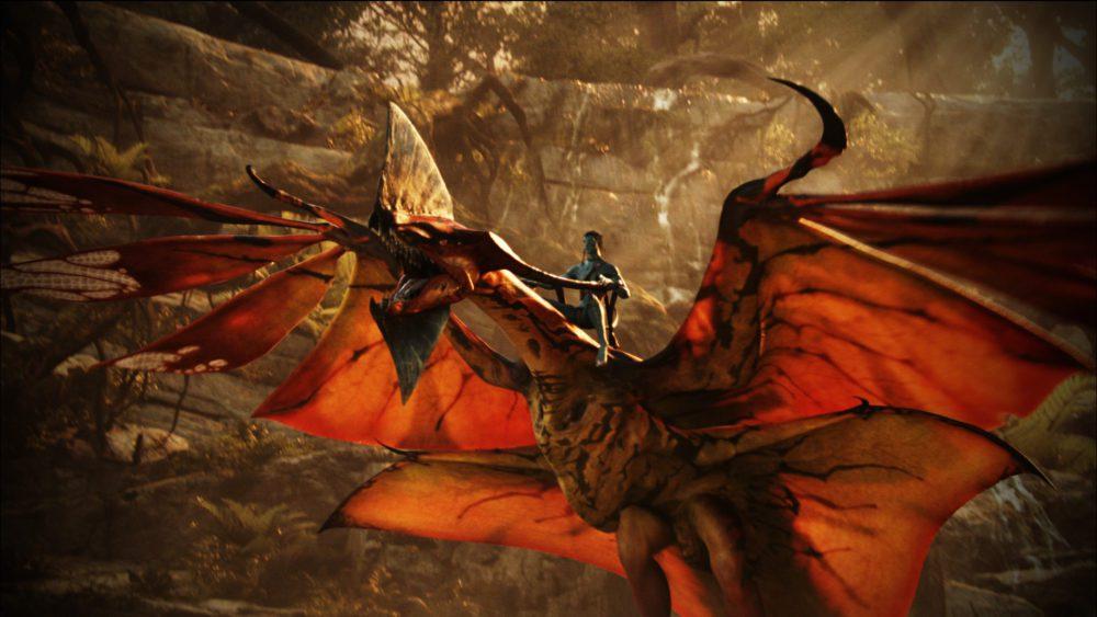 Le Cirque Du Soleil porta al teatro l'universo di Avatar con il Musical intitolato Toruk - The First Flight