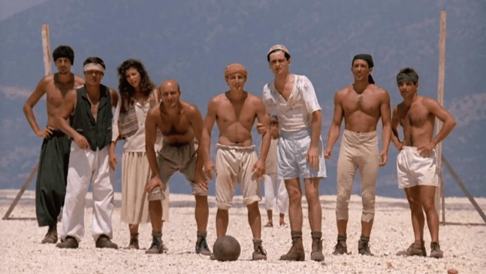 La Satira di Castrense - Elogio alla diserzione (Mediterraneo 1991)