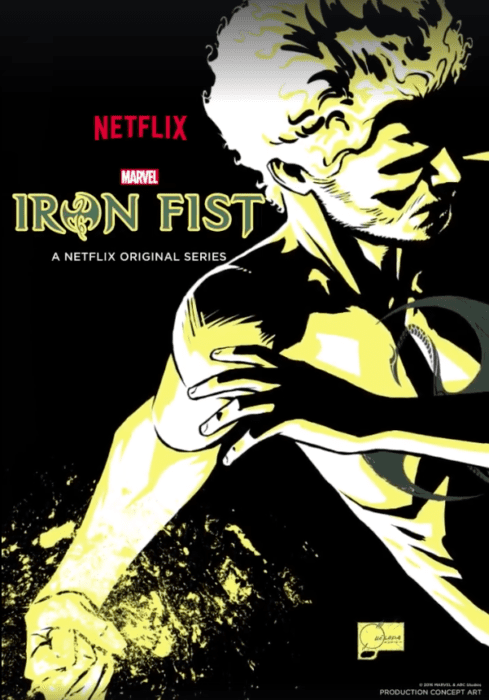 Iron Fist (Marvel Television/Netflix)
