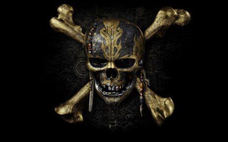 pirati dei caraibi 5 banner
