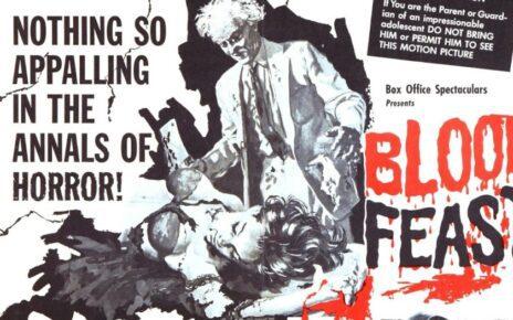 [ToHorror Film Festival 16] - La recensione di Blood Feast, l'horror datato 1963