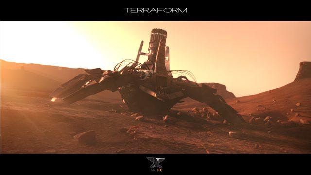 terraform short movie
