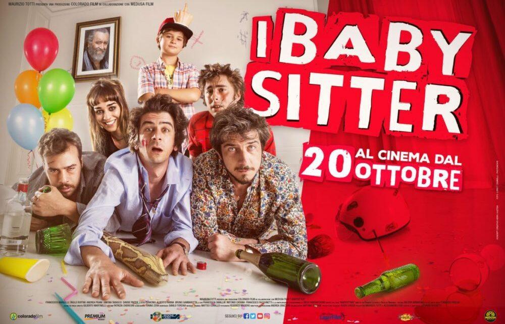 Il 12 ottobre all'UCI Bicocca anteprima di I Babysitter con il cast del film