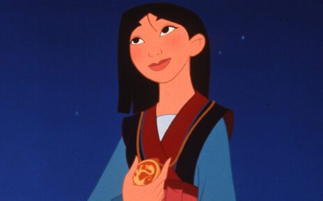 mulan cartoon